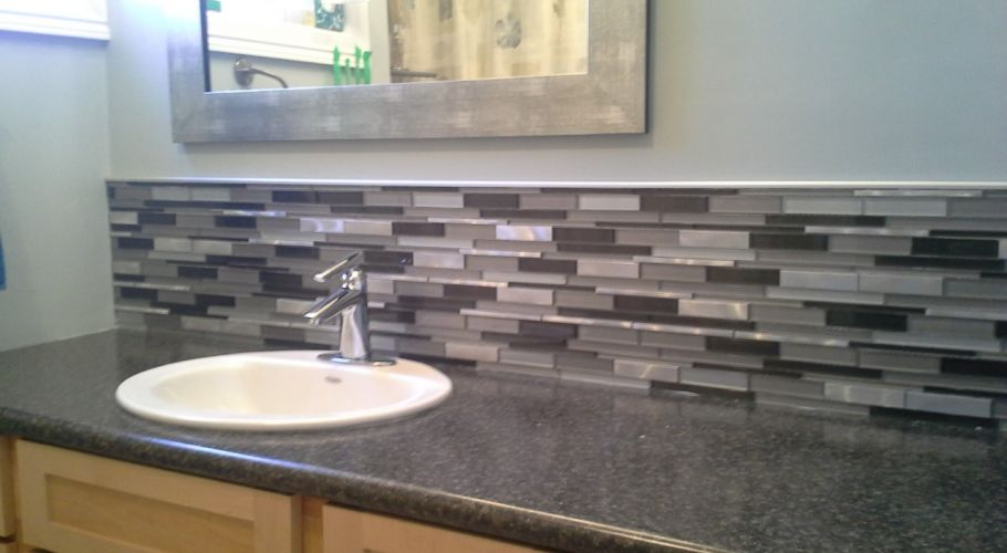 Bathroom Tile Backsplash