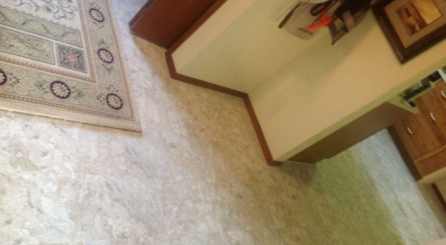 LVT installation